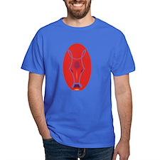 Crimson Bull T-Shirt