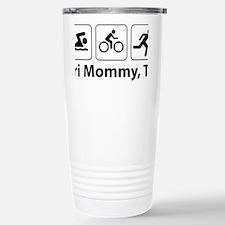Tri Mommy, Tri Travel Mug