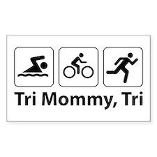 Tri Mommy, Tri Decal