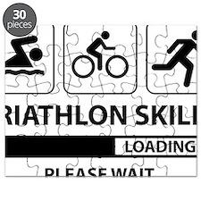 Triathlon Skills Puzzle