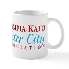 Olympia-Kato Sister City Logo Mug