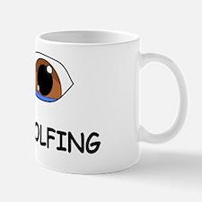 Take Me Golfing Mug