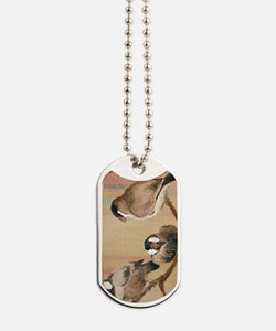 uiad Shanghai Birds Dog Tags