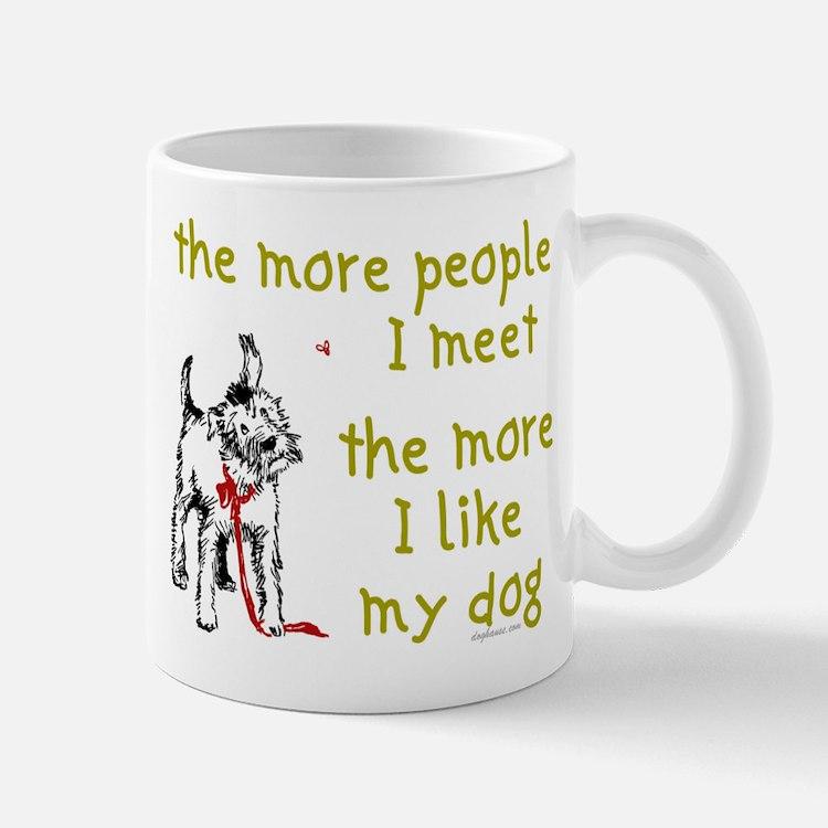 More People (Dog) Mugs