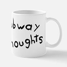Subway Thoughts logo Mug