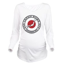 Japan Kobe LDS Missi Long Sleeve Maternity T-Shirt