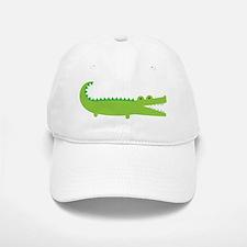 Alligator Baseball Baseball Cap