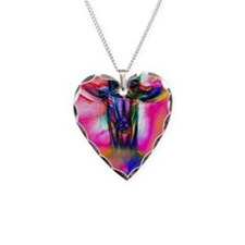 Psychedelic Baphomet Necklace