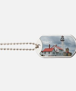 Whitefish Point Lighthouse Dog Tags