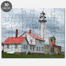 Whitefish Point Lighthouse Puzzle