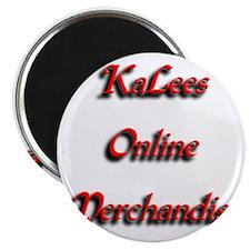 Kalees Online Merchandise Magnet