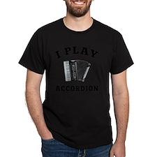 Accordion Designs T-Shirt