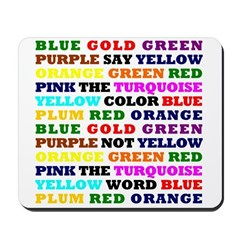 The Color Conundrum Mousepad