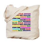 The Color Conundrum Tote Bag