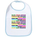 The Color Conundrum Bib