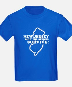 New Jersey Only the strong su T