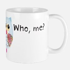 Wild Child Owl Mug