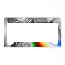 Prismatica License Plate Holder