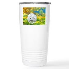 Peace – Golden and Emer Travel Mug