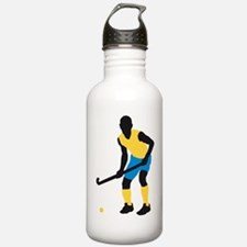 field hockey player Water Bottle
