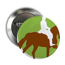 "horse dressage riding 2.25"" Button"