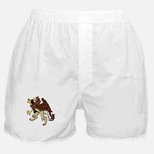 Heraldic Griffin Boxer Shorts