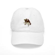 Heraldic Griffin Baseball Cap