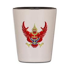 Thai Garuda Image Shot Glass