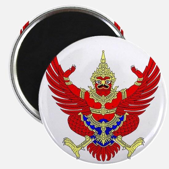 Thai Garuda Image Magnet