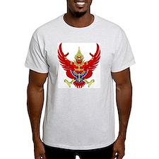 Thai Garuda Image T-Shirt
