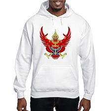 Thai Garuda Image Hoodie