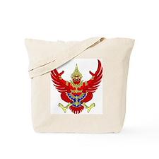 Thai Garuda Image Tote Bag