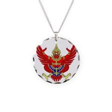 Thai Garuda Image Necklace
