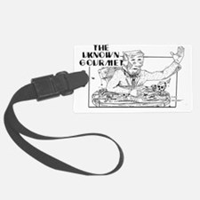 The Unknown Gourmet Luggage Tag