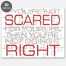 Scared Puzzle