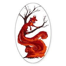 The kitsune Decal