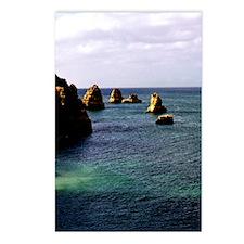 Beautiful Portugal Ocean Postcards (Package of 8)