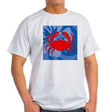 Crab Cloth Napkins T-Shirt