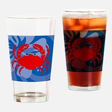 Crab Cloth Napkins Drinking Glass
