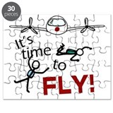 Skydiving Puzzles