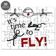 Its Time To Fly Puzzle