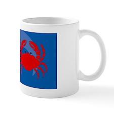 Crab Eyeglass Case Mug
