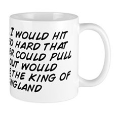 Dude, I would hit that so hard that who Mug