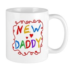 New Daddy Coffee Mug