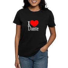 I Love Dante Tee