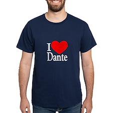 I Love Dante T-Shirt