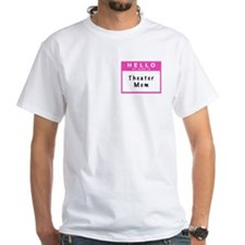 Theater Mom Name Tag Shirt