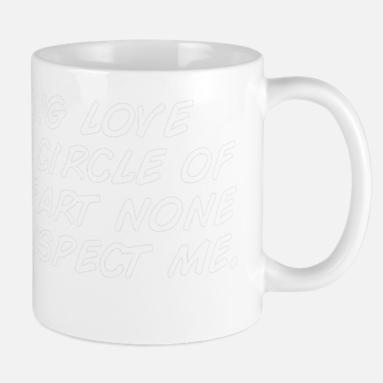 i freaking love being in a circle of gu Mug