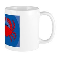 Crab Tea Recipe Box Mug