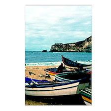 Portugal Algarve Cliffs w Postcards (Package of 8)